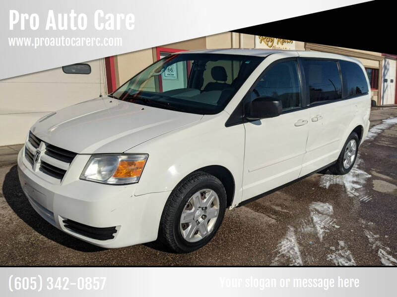 2009 Dodge Grand Caravan for sale at Pro Auto Care in Rapid City SD