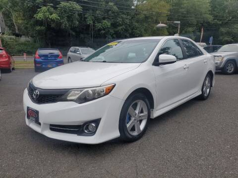 2014 Toyota Camry for sale at CENTRAL GROUP in Raritan NJ