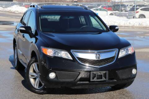2013 Acura RDX for sale at Big O Auto LLC in Omaha NE