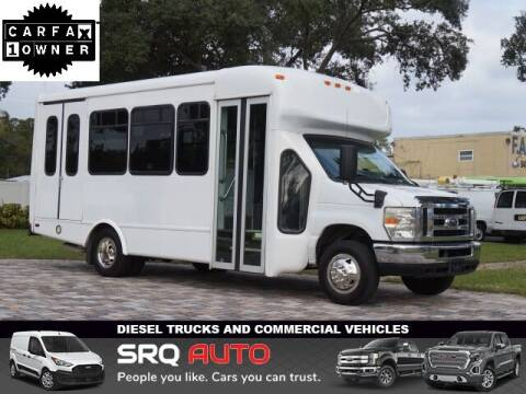2013 Ford E-Series Chassis for sale at SRQ Auto LLC in Bradenton FL