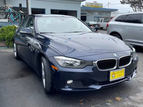 2015 BMW 3 Series for sale at HARE CREEK AUTOMOTIVE in Fort Bragg CA