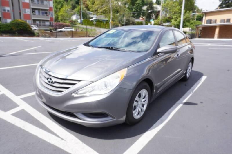 2012 Hyundai Sonata for sale at Precision Motors LLC in Renton WA