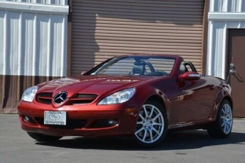2006 Mercedes-Benz SLK for sale at Milpas Motors in Santa Barbara CA