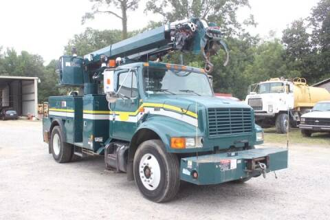 1998 International 4700 for sale at Vehicle Network - Davenport, Inc. in Plymouth NC