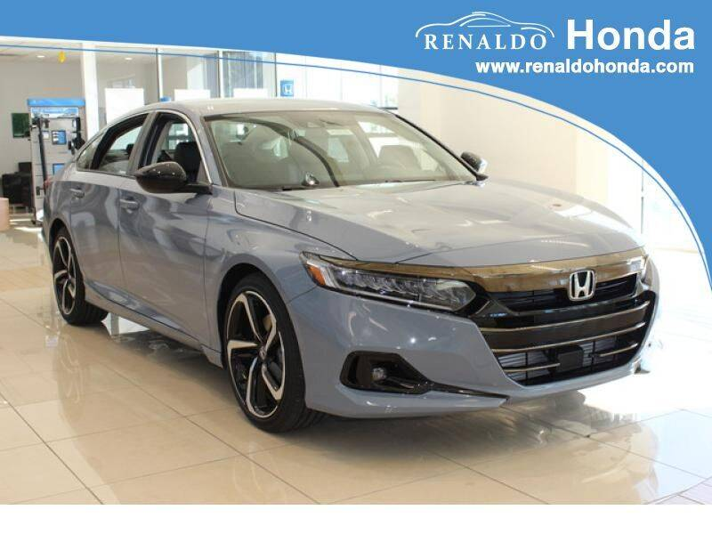2021 Honda Accord for sale in Shelby, NC