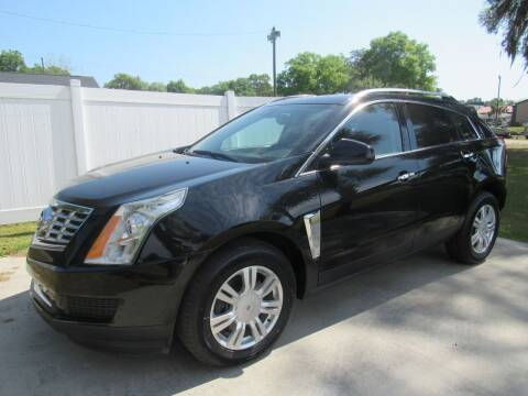 2015 Cadillac SRX for sale at D & R Auto Brokers in Ridgeland SC