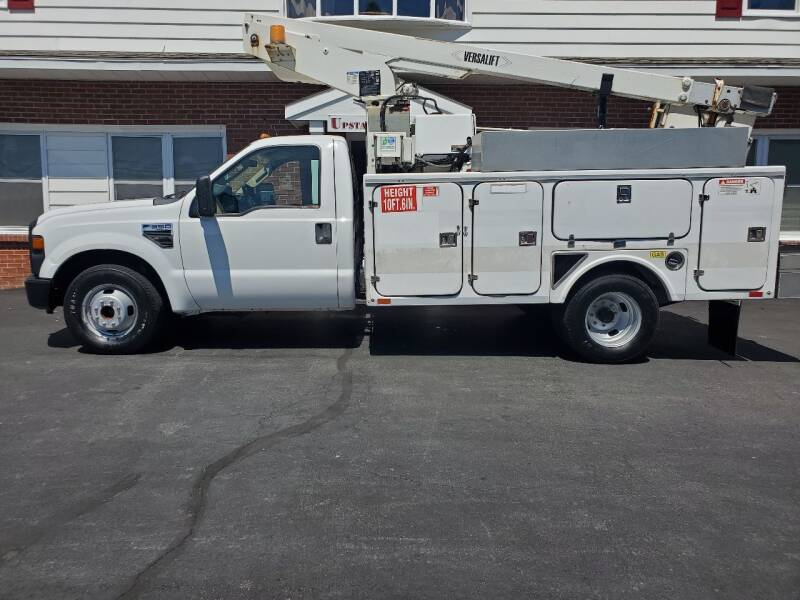 2008 Ford F-350 Super Duty for sale at UPSTATE AUTO INC in Germantown NY