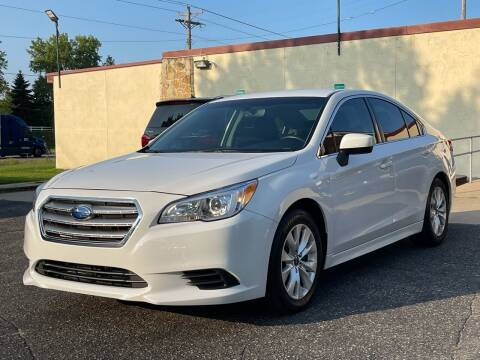 2017 Subaru Legacy for sale at North Imports LLC in Burnsville MN