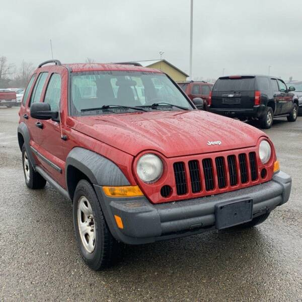 2006 Jeep Liberty for sale at American & Import Automotive in Cheektowaga NY