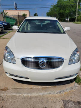 2008 Buick Lucerne for sale at Two Rivers Auto Sales Corp. in South Bend IN