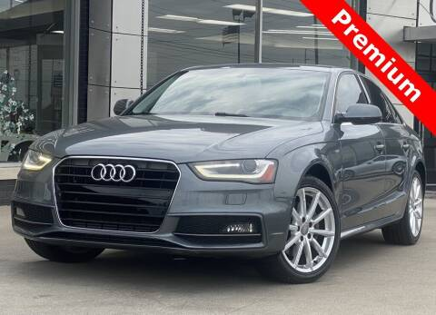 2016 Audi A4 for sale at Carmel Motors in Indianapolis IN