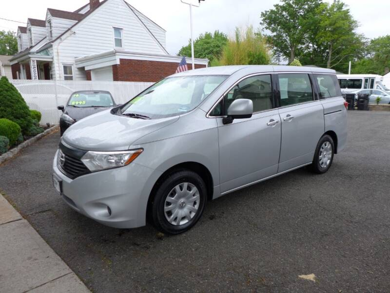 2015 Nissan Quest for sale at FBN Auto Sales & Service in Highland Park NJ