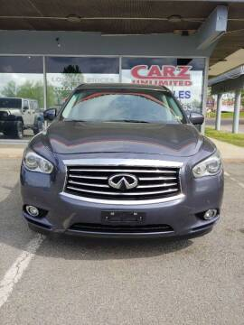2014 Infiniti QX60 Hybrid for sale at Carz Unlimited in Richmond VA