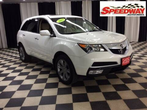 2013 Acura MDX for sale at SPEEDWAY AUTO MALL INC in Machesney Park IL
