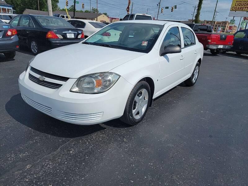 2008 Chevrolet Cobalt for sale at Rucker's Auto Sales Inc. in Nashville TN