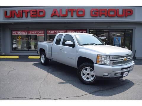 2013 Chevrolet Silverado 1500 for sale at United Auto Group in Putnam CT