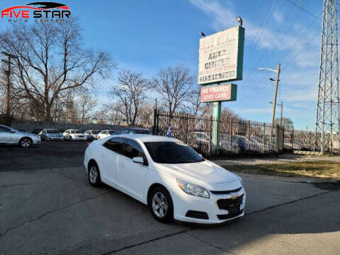 2014 Chevrolet Malibu for sale at Five Star Auto Center in Detroit MI
