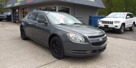2009 Chevrolet Malibu for sale at Kevin Lapp Motors in Plymouth MI