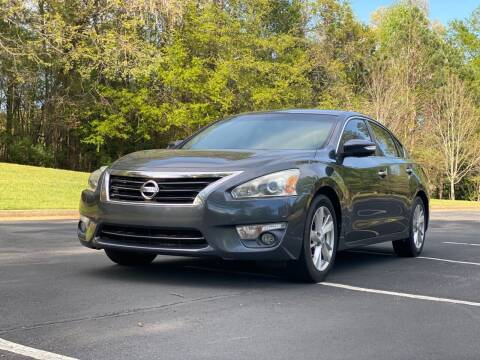 2013 Nissan Altima for sale at Top Notch Luxury Motors in Decatur GA