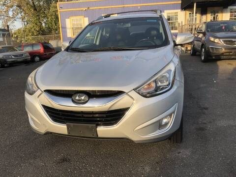 2014 Hyundai Tucson for sale at LaBate Auto Sales Inc in Philadelphia PA