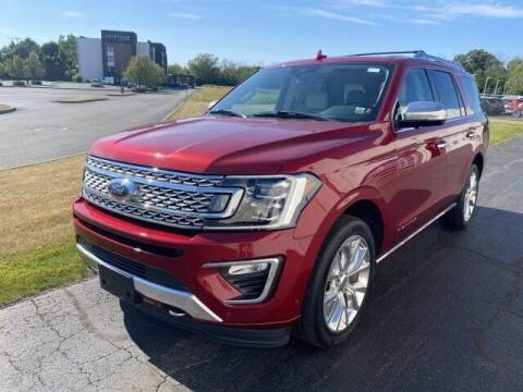 2018 Ford Expedition for sale at Cappellino Cadillac in Williamsville NY