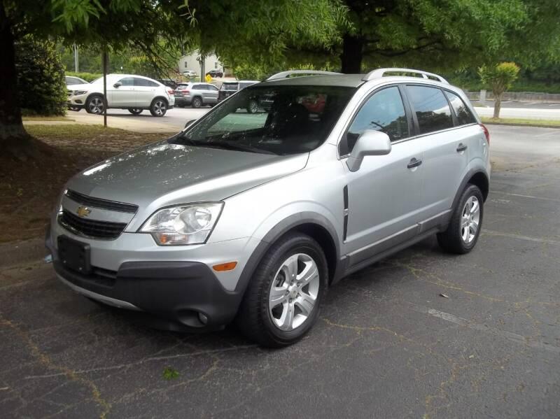 2013 Chevrolet Captiva Sport for sale at Key Auto Center in Marietta GA