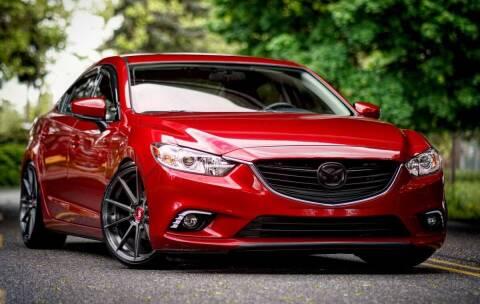 2017 Mazda MAZDA6 for sale at MS Motors in Portland OR