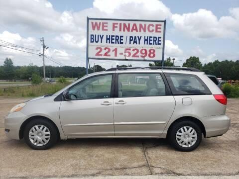 2007 Toyota Sienna for sale at Price Auto Sales Inc in Jasper AL