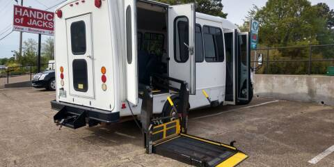 2011 Ford E-Series Chassis for sale at Handicap of Jackson in Jackson TN