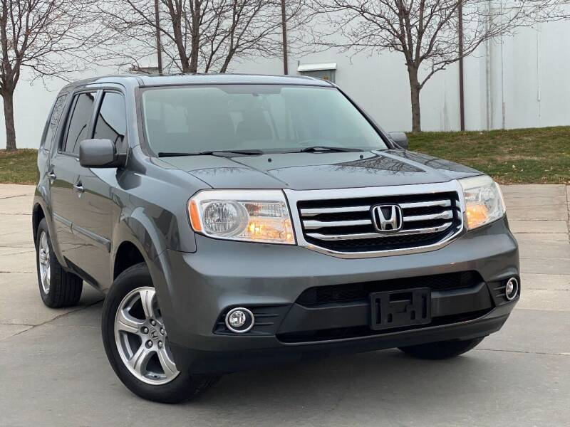 2013 Honda Pilot for sale at MILANA MOTORS in Omaha NE