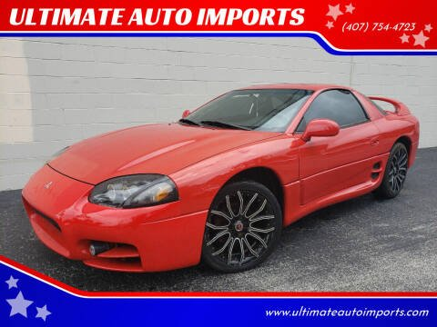 1999 Mitsubishi 3000GT for sale at ULTIMATE AUTO IMPORTS in Longwood FL