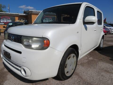 2012 Nissan cube for sale at Moving Rides in El Paso TX