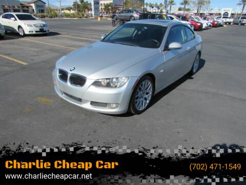 2009 BMW 3 Series for sale at Charlie Cheap Car in Las Vegas NV