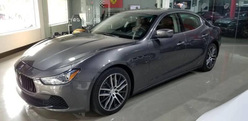 2015 Maserati Ghibli for sale at Prestige USA Auto Group in Miami FL