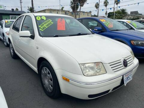 2004 Volkswagen Jetta for sale at North County Auto in Oceanside CA