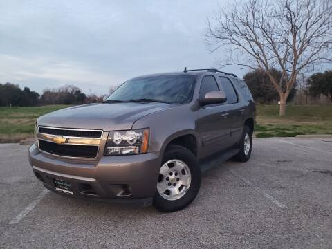 2013 Chevrolet Tahoe for sale at Laguna Niguel in Rosenberg TX