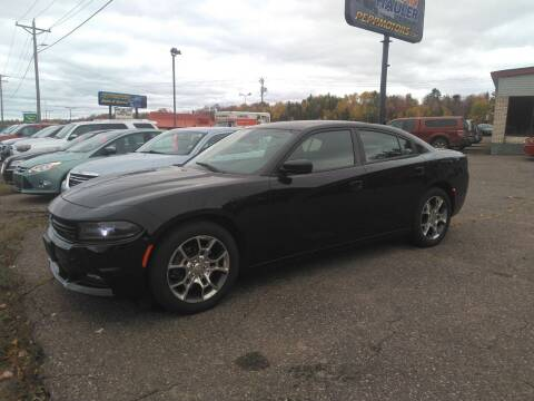 2016 Dodge Charger for sale at Superior Auto of Negaunee - Pepp Motors in Marquette MI