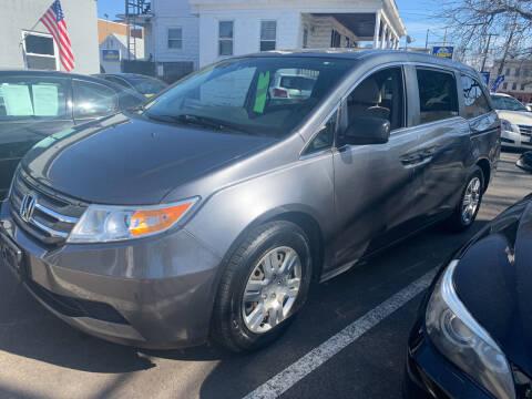 2011 Honda Odyssey for sale at Greg's Auto Sales in Dunellen NJ