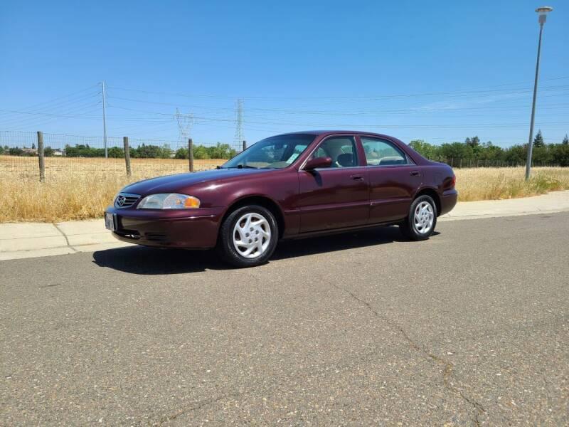 2001 Mazda 626 for sale in Sacramento, CA