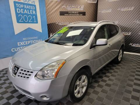2008 Nissan Rogue for sale at X Drive Auto Sales Inc. in Dearborn Heights MI