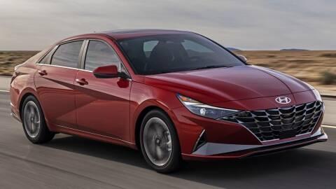 2022 Hyundai Elantra for sale at Diamante Leasing in Brooklyn NY
