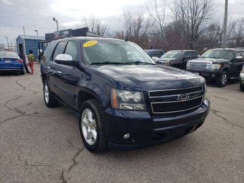 2008 Chevrolet Tahoe for sale at LexTown Motors in Lexington KY