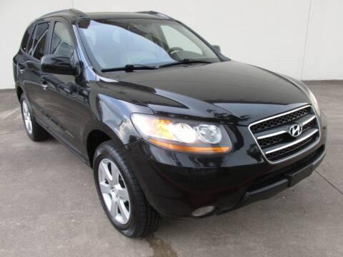 2008 Hyundai Santa Fe for sale at QUALITY MOTORCARS in Richmond TX