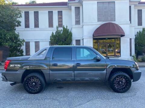 2003 Chevrolet Avalanche for sale at Asap Motors Inc in Fort Walton Beach FL