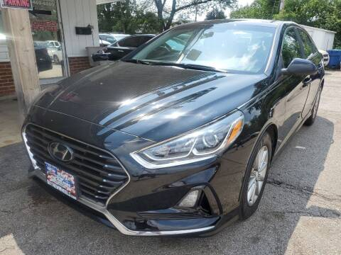 2019 Hyundai Sonata for sale at New Wheels in Glendale Heights IL