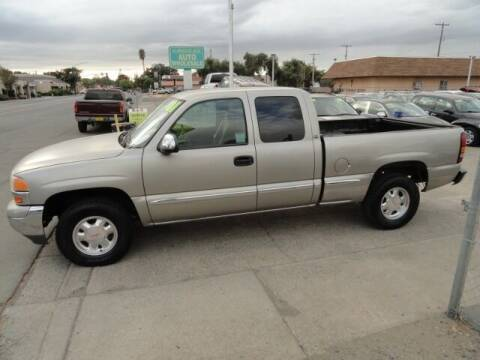 2001 GMC Sierra 1500 for sale at Gridley Auto Wholesale in Gridley CA