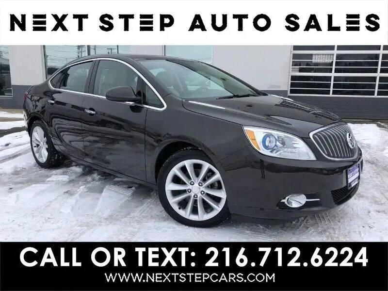 2015 Buick Verano Leather Group