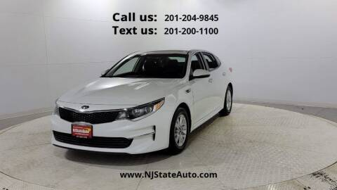 2018 Kia Optima for sale at NJ State Auto Used Cars in Jersey City NJ