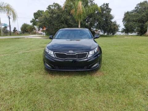 2012 Kia Optima for sale at AM Auto Sales in Orlando FL