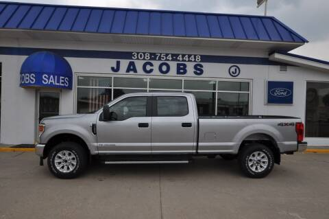 2021 Ford F-250 Super Duty for sale at Jacobs Ford in Saint Paul NE